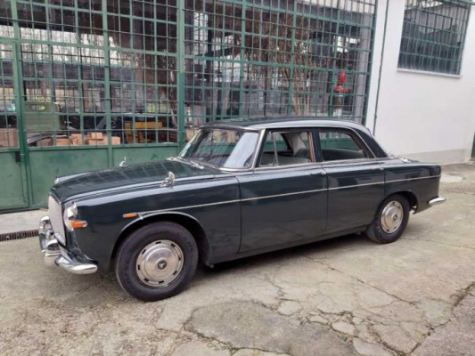Rover P5 MARK II 3.0 L 4-DOOR SALOON