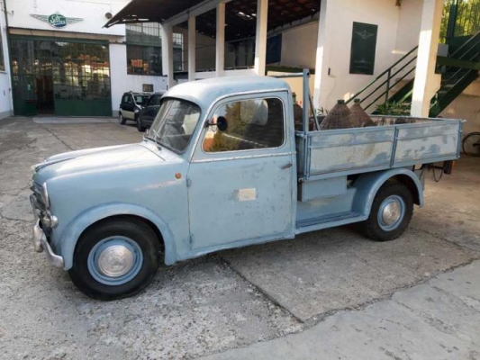 FIAT 1100/103 CAMIONCINO INDUSTRIALE