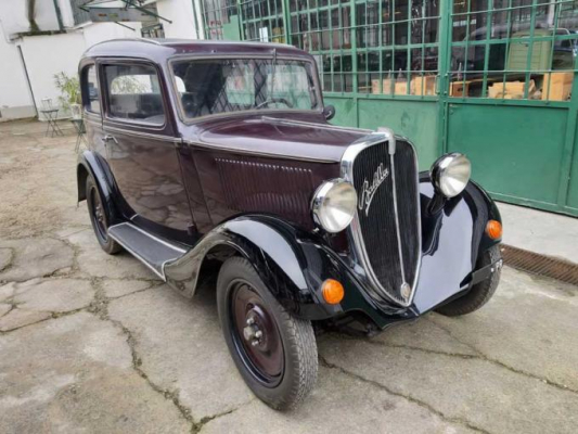 FIAT 508 BALILLA BERLINA 4 MARCE