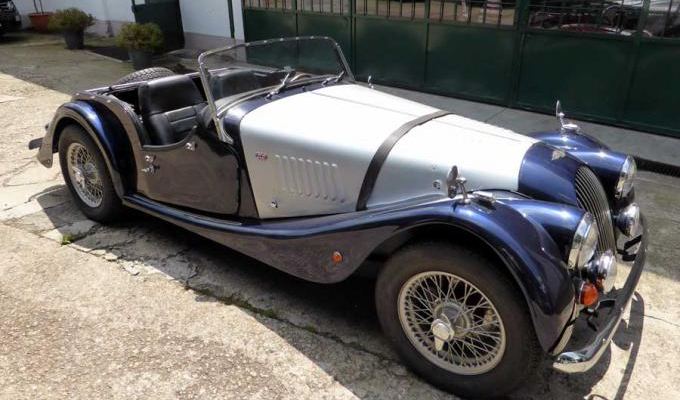 Morgan 4/4 1600 TWO-SEATER