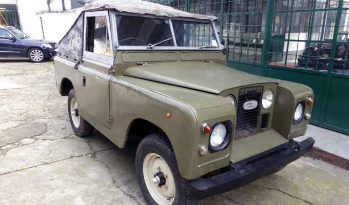Land Rover SERIE III 88