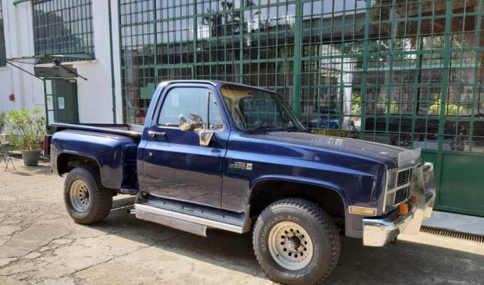 GMC HIGH SIERRA 1500 4WD